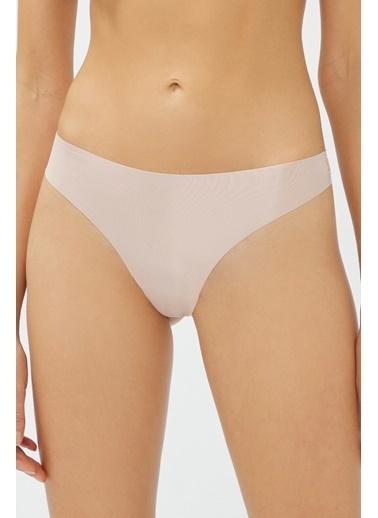 Penti Kadın Bej Nude Colors String Külot PL6K1RUT20SK Bej